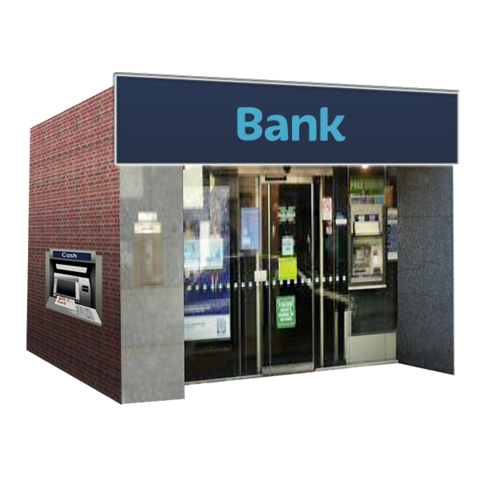 We can help you to set up a bank account.