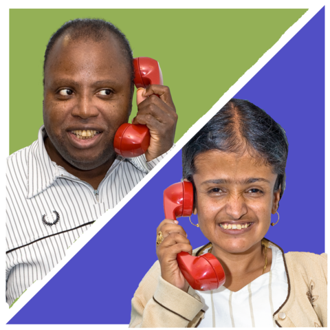 If you would like to find out how we can support you, you can call us on: 020 8502 3933
